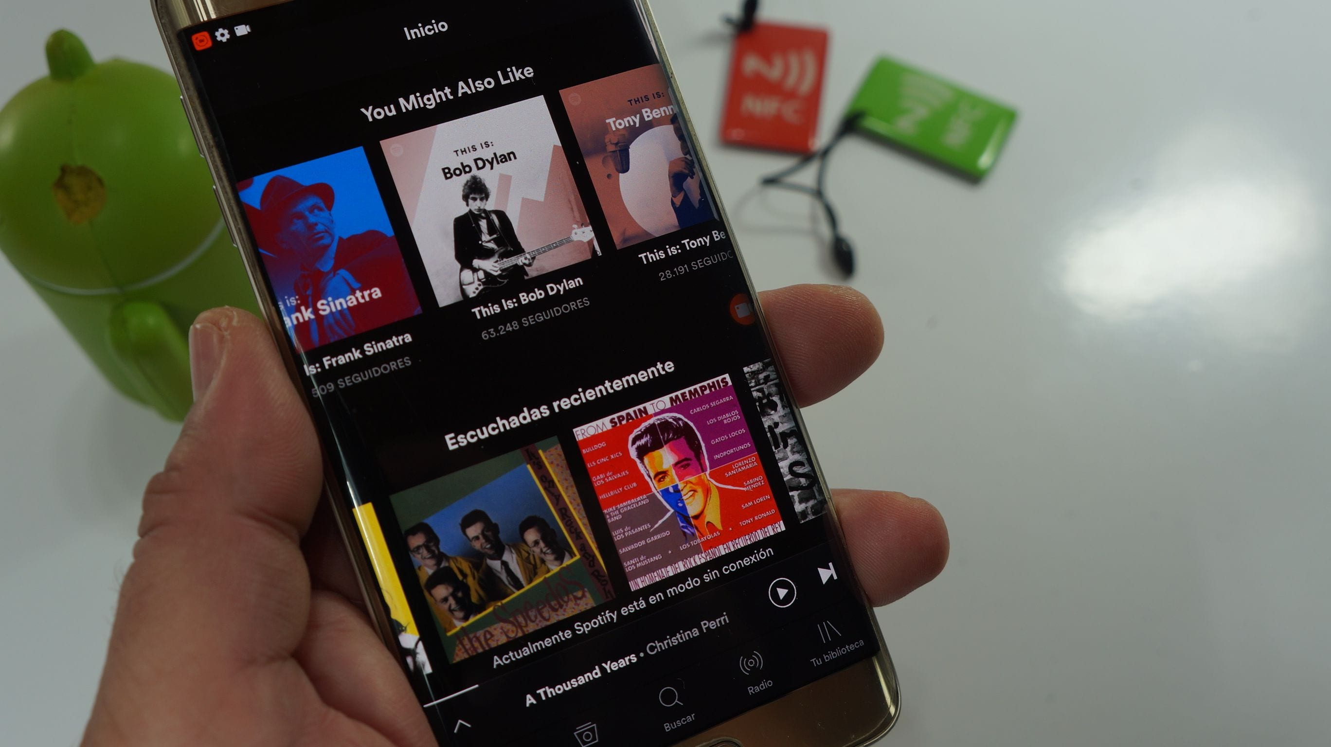 Temporizador de apagado para Spotify y algo más