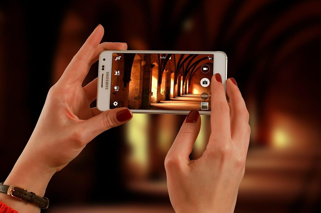 Cámara smartphone