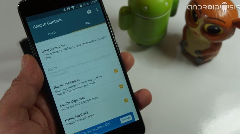 Cómo usar Android con una sola mano