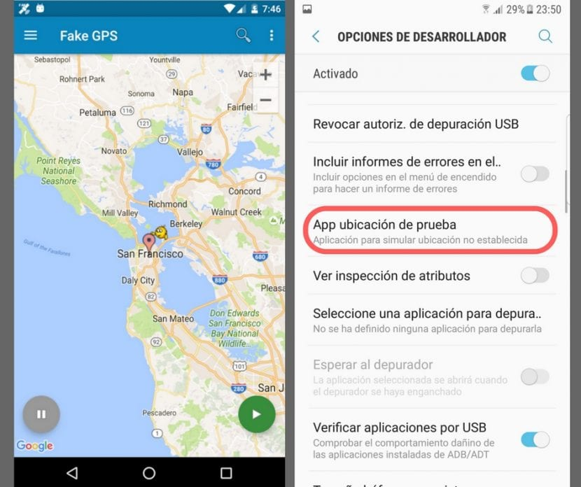 Tutorial para acceder a YouTube TV con Fake GPS Location