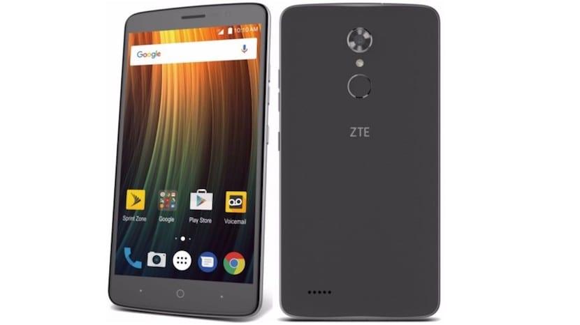 ZTE Max XL, gran smartphone con gran batería por sólo 120 euros