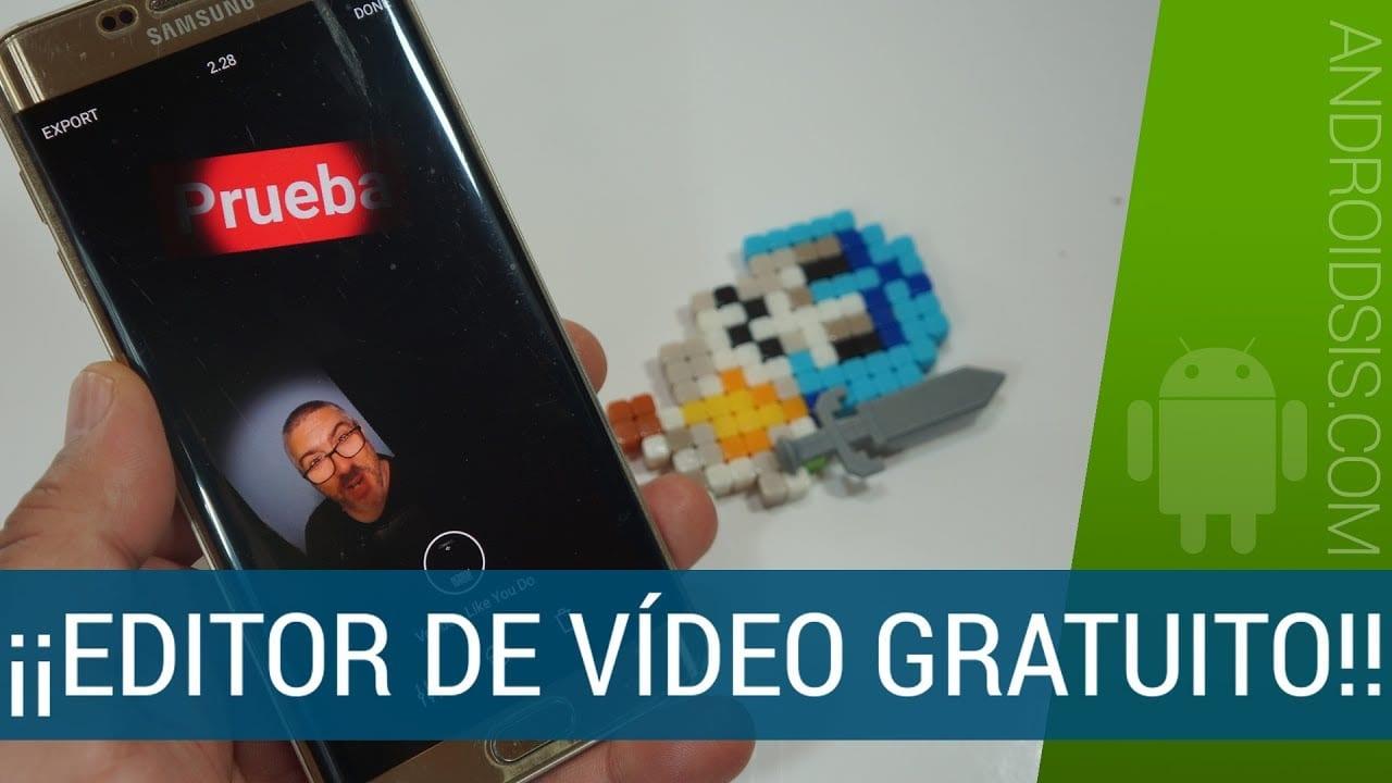 MOCR, un nuevo editor de vídeo para Android completamente gratuito que te va a encantar
