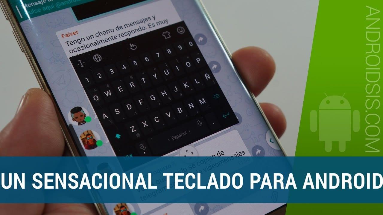 ABC Keyboard, un teclado Android con muchas posibilidades