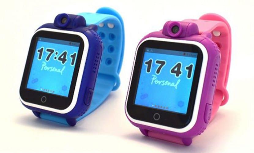 Bipy es un smartwatch para niños, o mejor dicho para sus padres