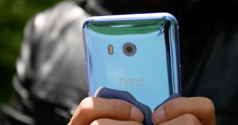 Así es el nuevo HTC U11