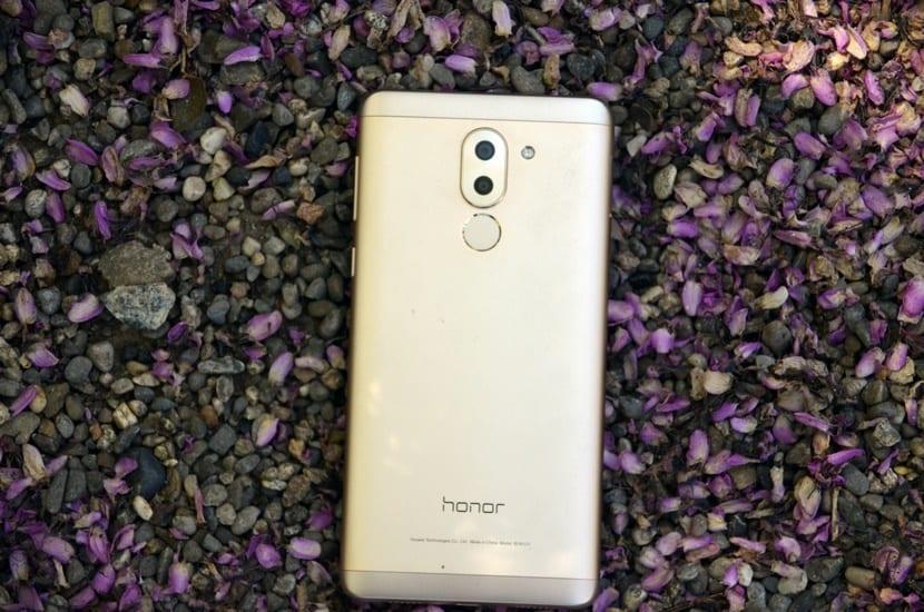 Honor 6X cámara