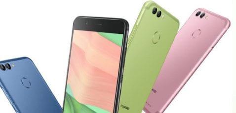 Colores del Huawei Nova 2