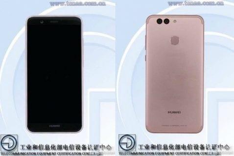 El Huawei Nova 2 ya cuenta con la certificación TENAA