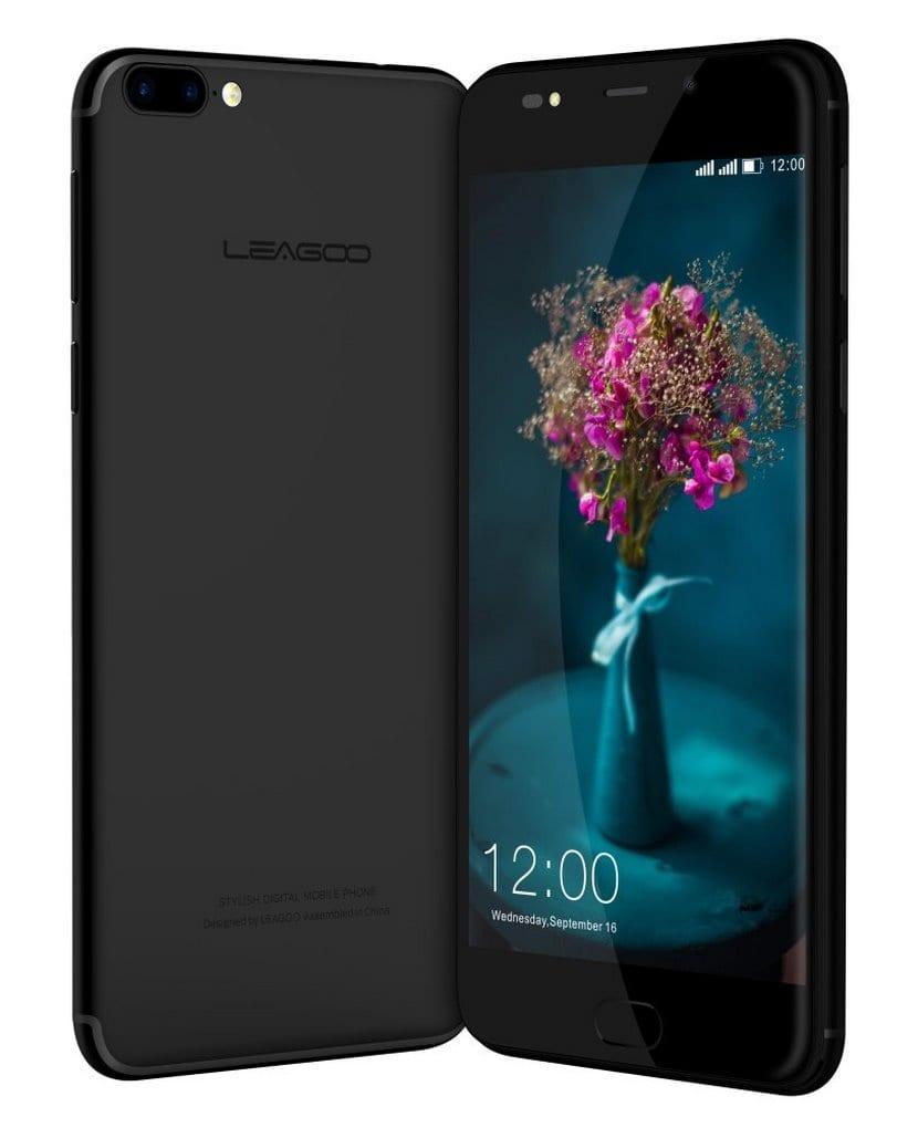 LEAGOO M7 clon iPhone 7