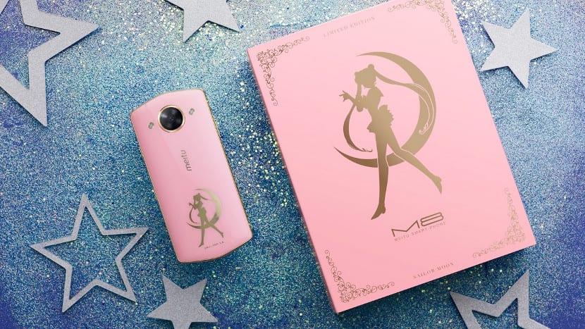 Meitu sacará un smartphone para los fans de Sailor Mon