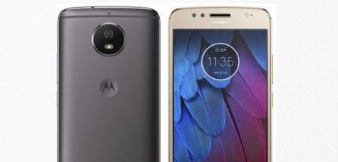 Filtradas nuevas imágenes y detalles del Moto G5S
