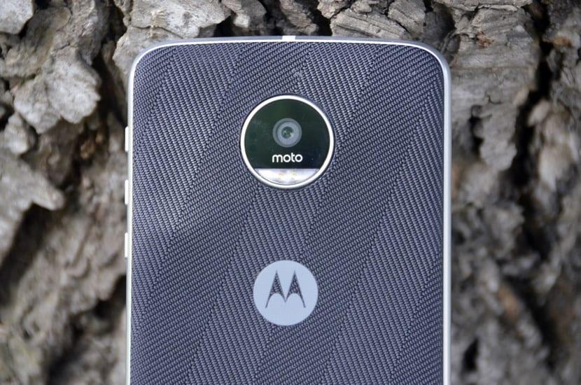 Moto Z Play cámara