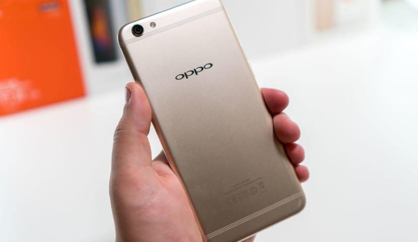 OPPO R9s, el smartphone más vendido en el primer trimestre de 2017