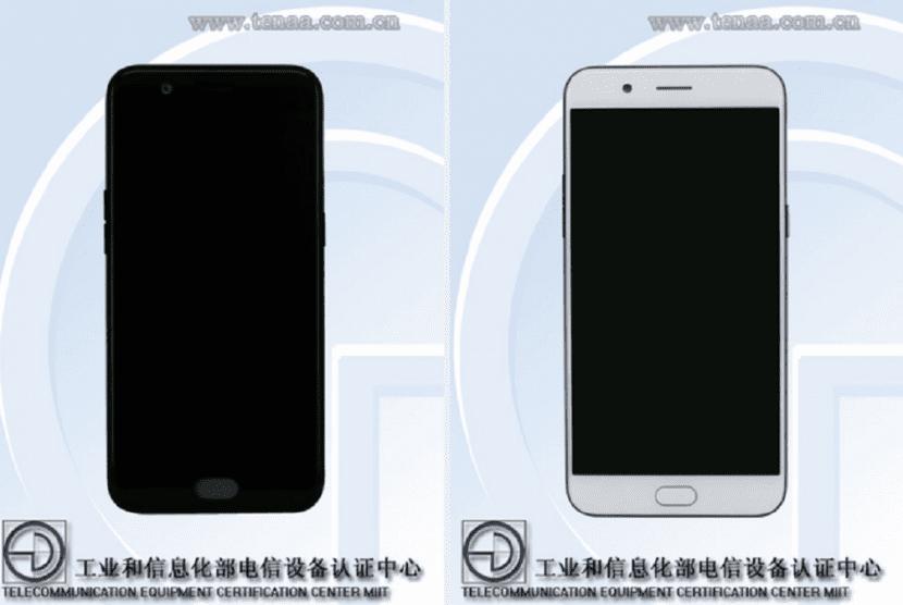 Oppo R11 y R11 Plus