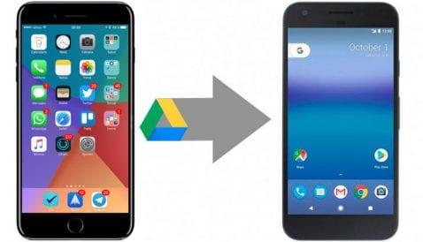 Cómo migrar de iOS a Android sin esfuerzo