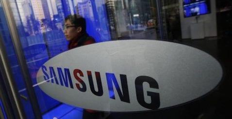 Las ventas de smartphones Samsung caen un 60% en China