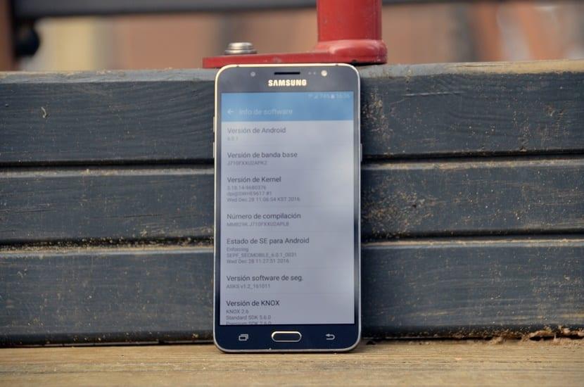 android e galaxy j7