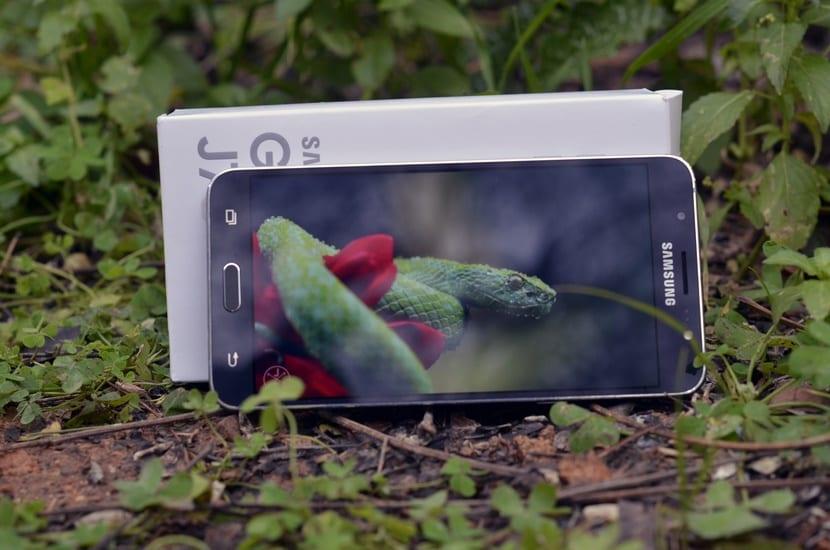 pantalla Galaxy J7