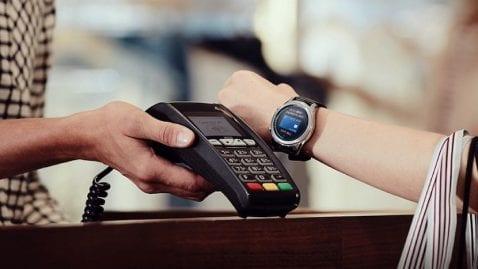 Samsung Pay ya es compatible con el Gear S2 y S3 en el Reino Unido