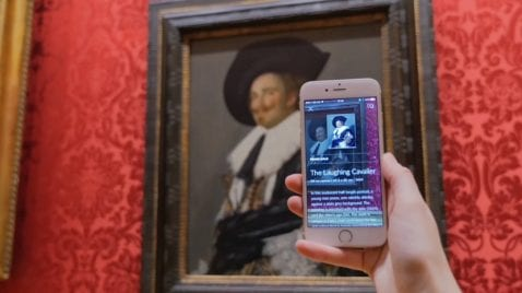 Smartify, una app para reconocer obras de arte