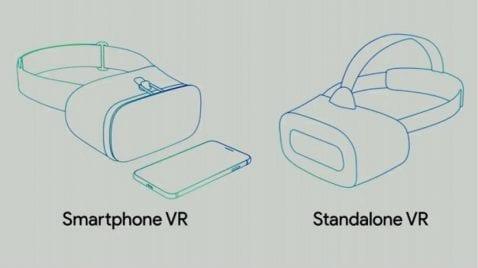Standalone VR son las gafas autónomas que lanzará Google