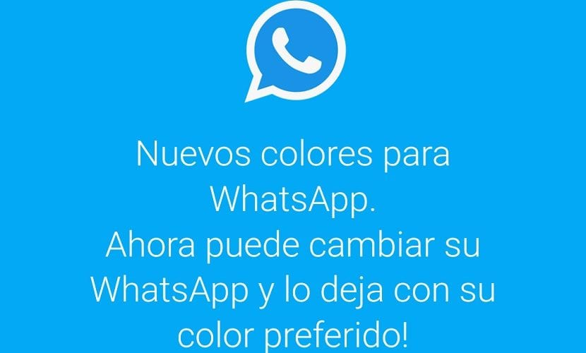 WhatsApp colors