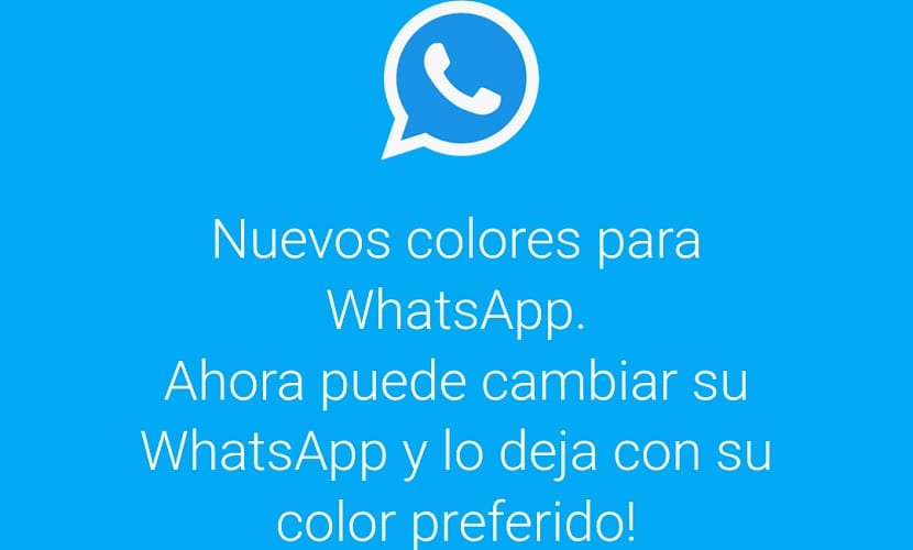 WhatsApp colors
