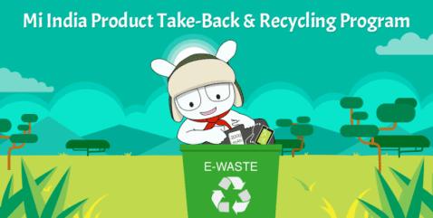 Xiaomi inicia un programa de reciclaje con descuentos en próximas compras