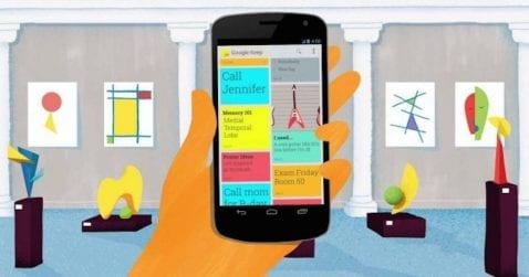 Las mejores aplicaciones para tomar notas en Android
