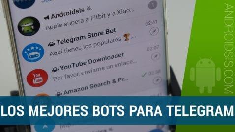 Los mejores bots para Telegram y como usarlos