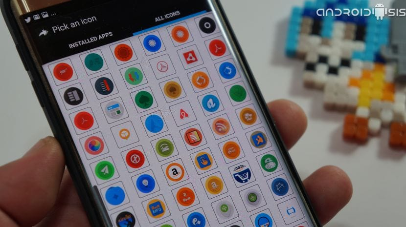 Cómo cambiar los iconos de tu Launcher sin necesidad de Root, (válido para Touchwiz de Samsung)