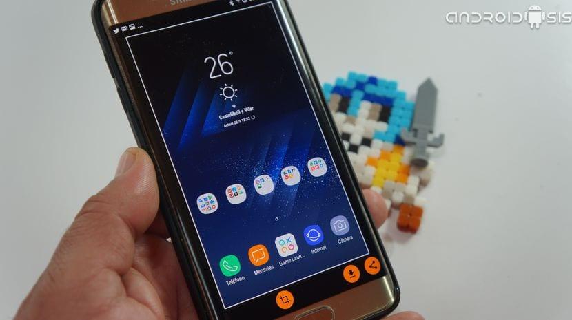 Cómo realizar una captura pantalla rápida Android con una sola mano