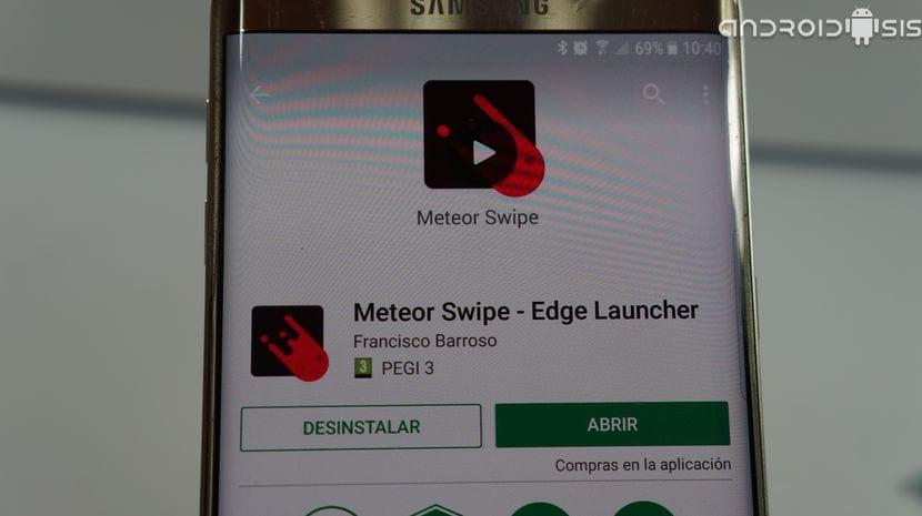 La mejor app para simular los Edge Panels en cualquier Android