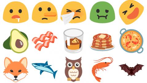 Con Android O siempre tendrás los nuevos caracteres emoji