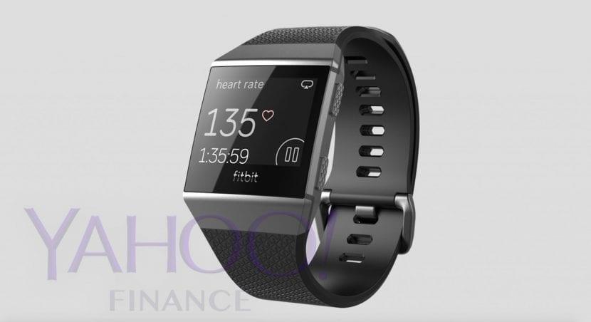 Próximo smartwatch de Fitbit