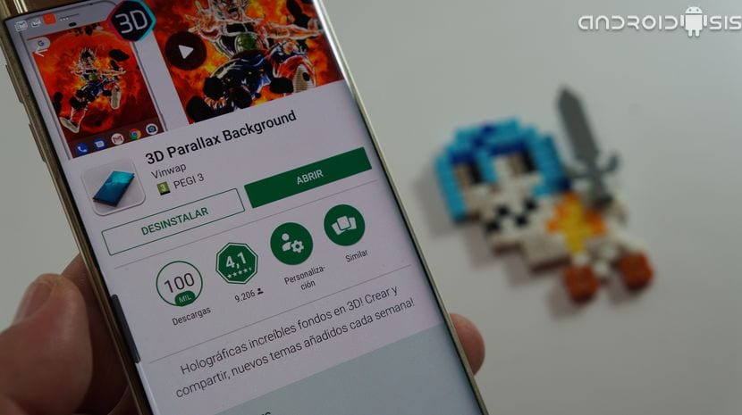 Chidas Para Fondo De Escritorio 3d: La Mejor Aplicación De Fondos De Pantalla 3D Para Android