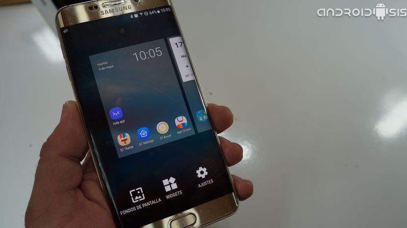 Galaxy Launcher simula a la perfección el Touchwiz de Samsung en tu Android
