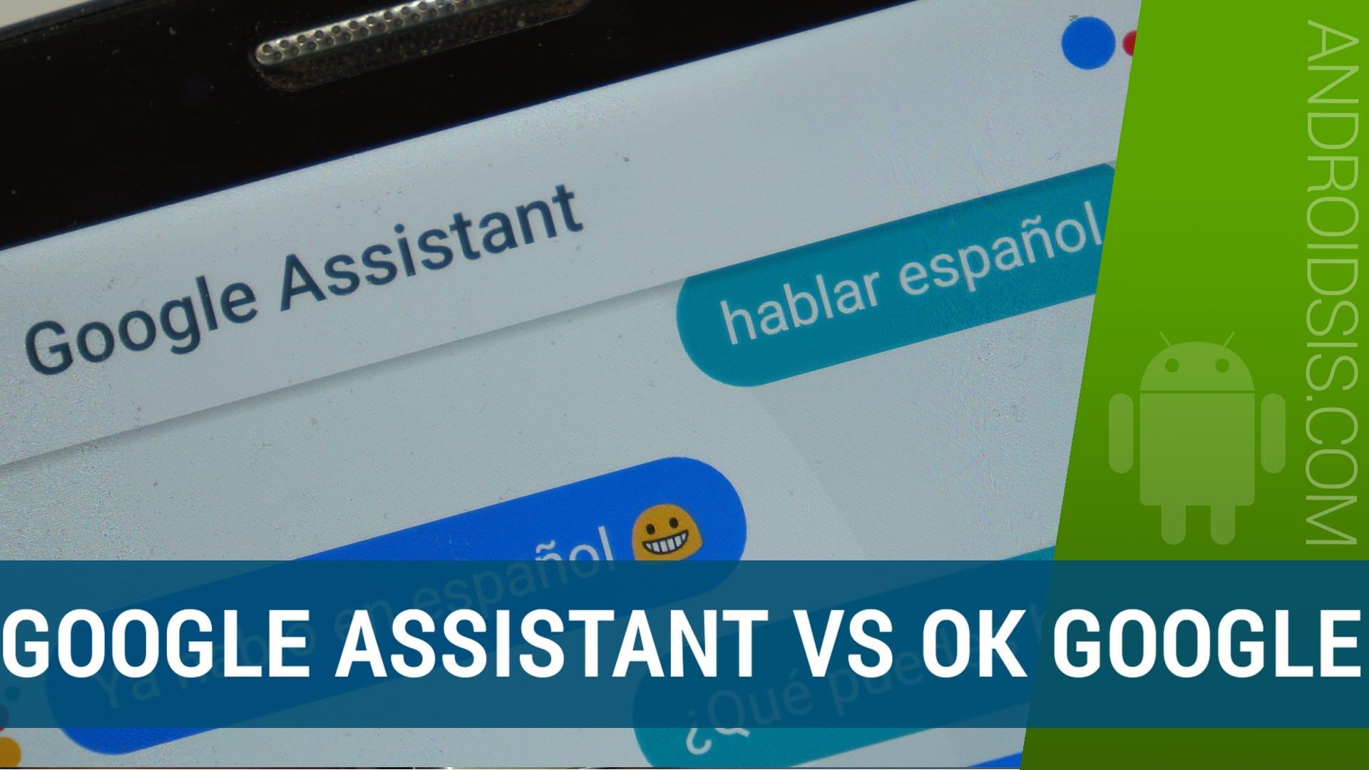 Google Assistant VS Google Now