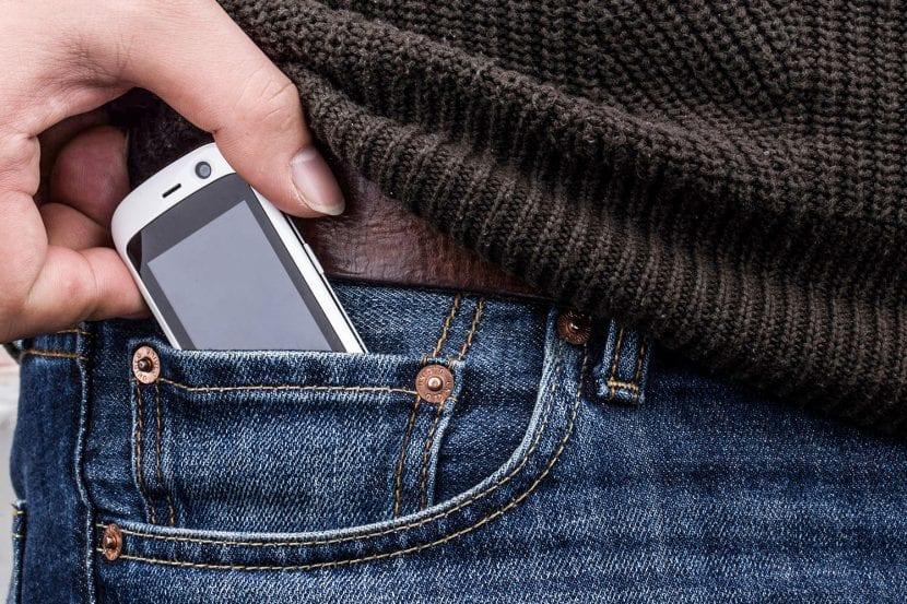 Jelly, el móvil más pequeño del mundo con Android 7.0 Nougat y soporte 4G