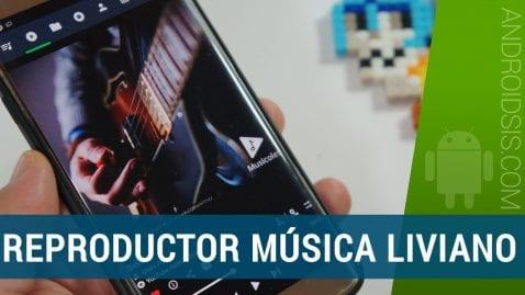 Musicolet, reproductor de música liviano, sin anuncios ni compras integradas in app