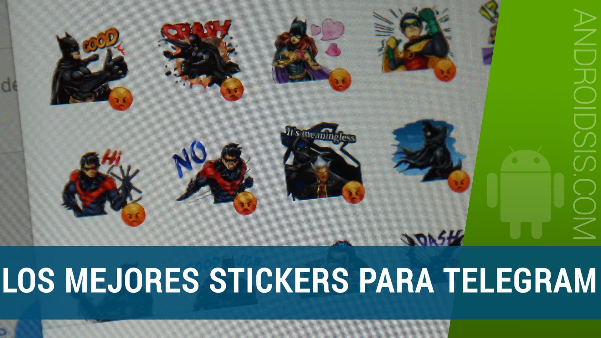 The best stickers Telegram