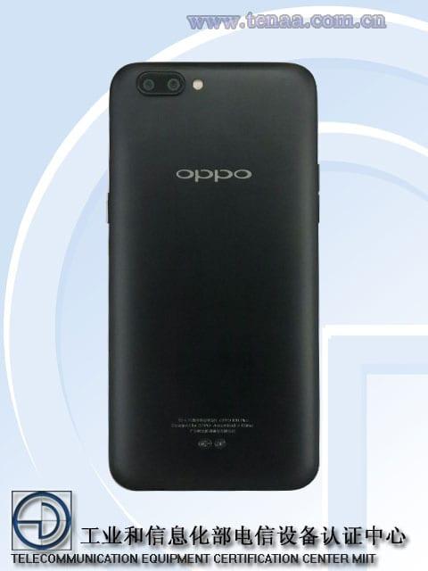 Oppo R11 Plus - Parte trasera