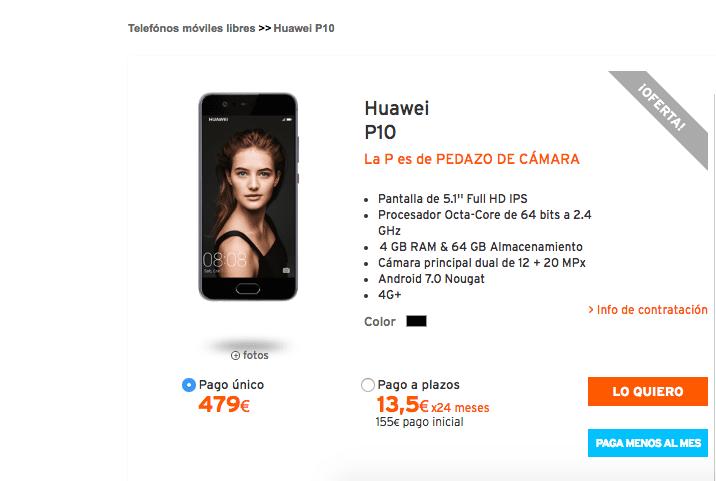 Simyo, ahora te ofrece smartphones en oferta y financiados a tu medida