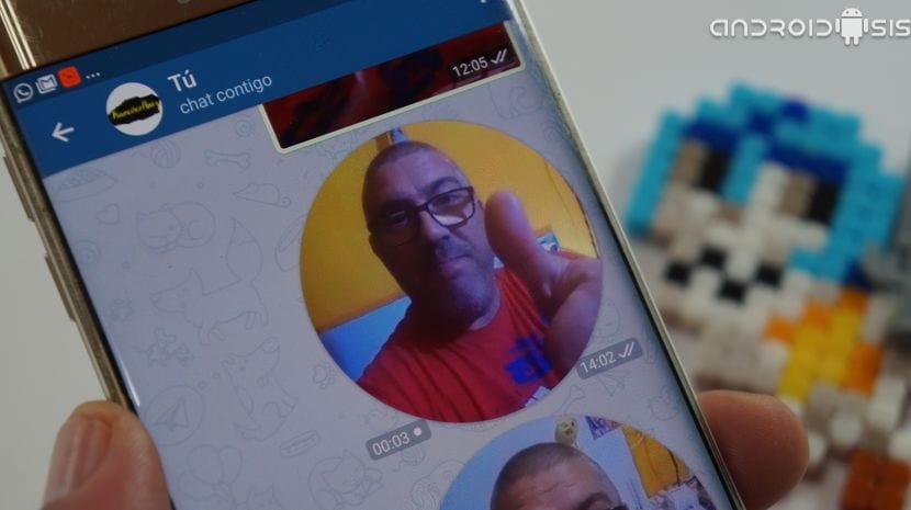 Llegan los vídeo-mensajes cortos a Telegram. ¡¡Te enseñamos a utilizarlos correctamente!!