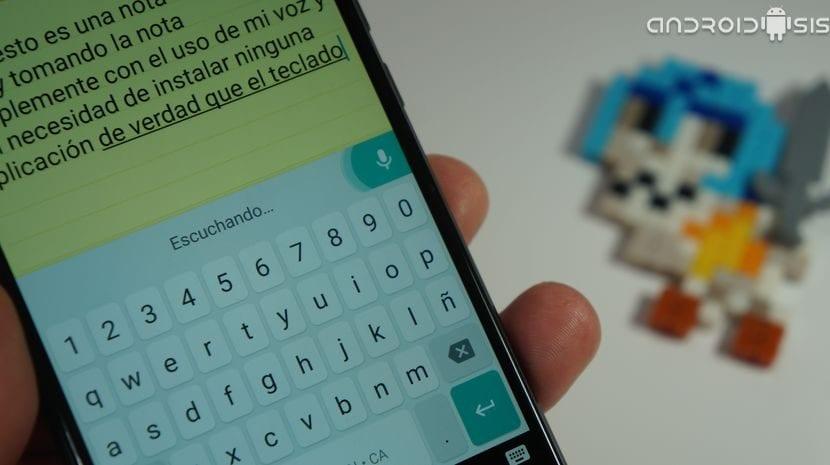 Cómo trasladar voz a texto en Android