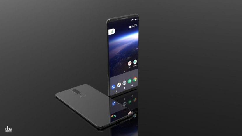 Google Pixel 2 - concepto