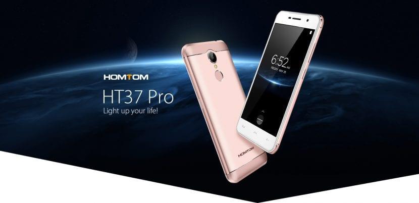 HOMTOM HT37 Pro en preventa por tan solo 87 Euros