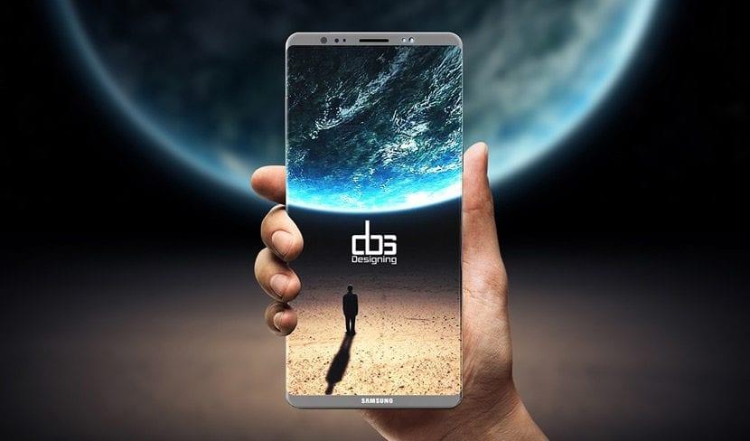 El Samsung Galaxy Note 8 llegará a mediados de agosto