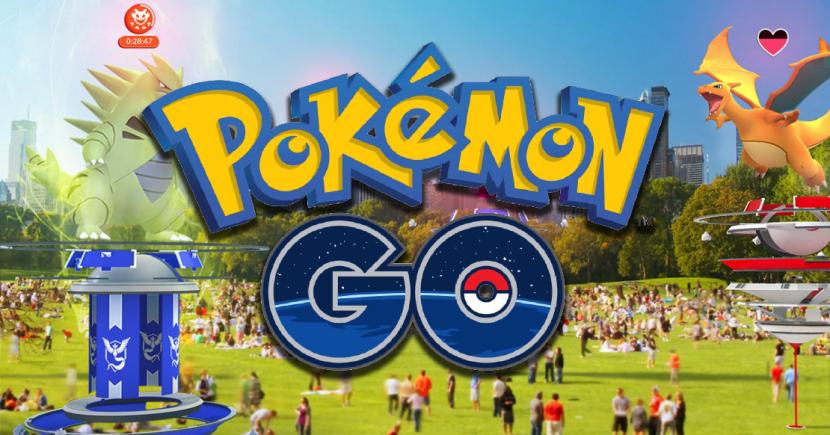 nuevo update Pokemon GO