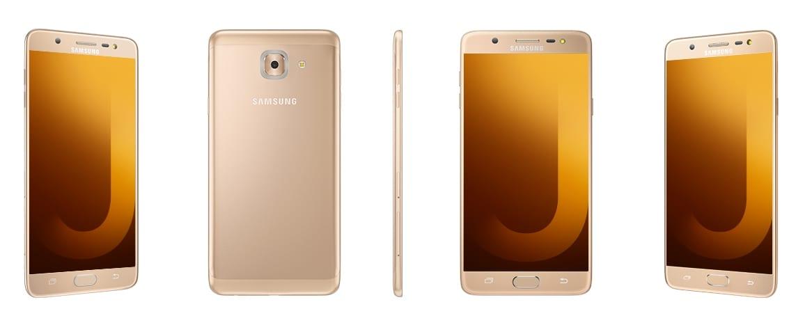 Samsung Galaxy J7 Max se actualiza a Android Oreo 8.1